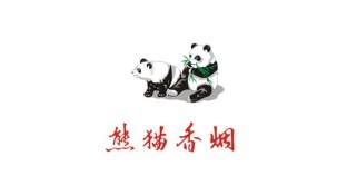 熊猫香烟LOGO
