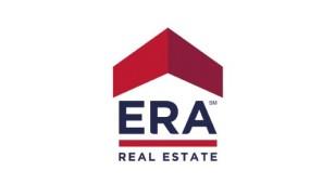 美国ERA real estate 保险代理LOGO设计