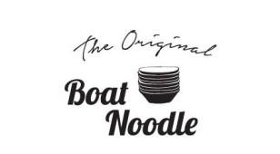 Boat NoodleLOGO设计