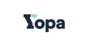 英国在线房屋中介网站YOPALOGO设计