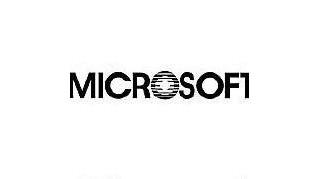 微软的历史LOGO