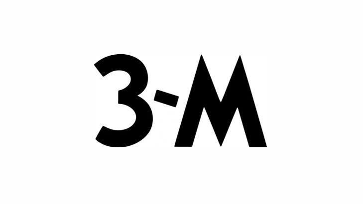 3M的历史LOGO