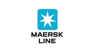 maersk 马氏基LOGO设计