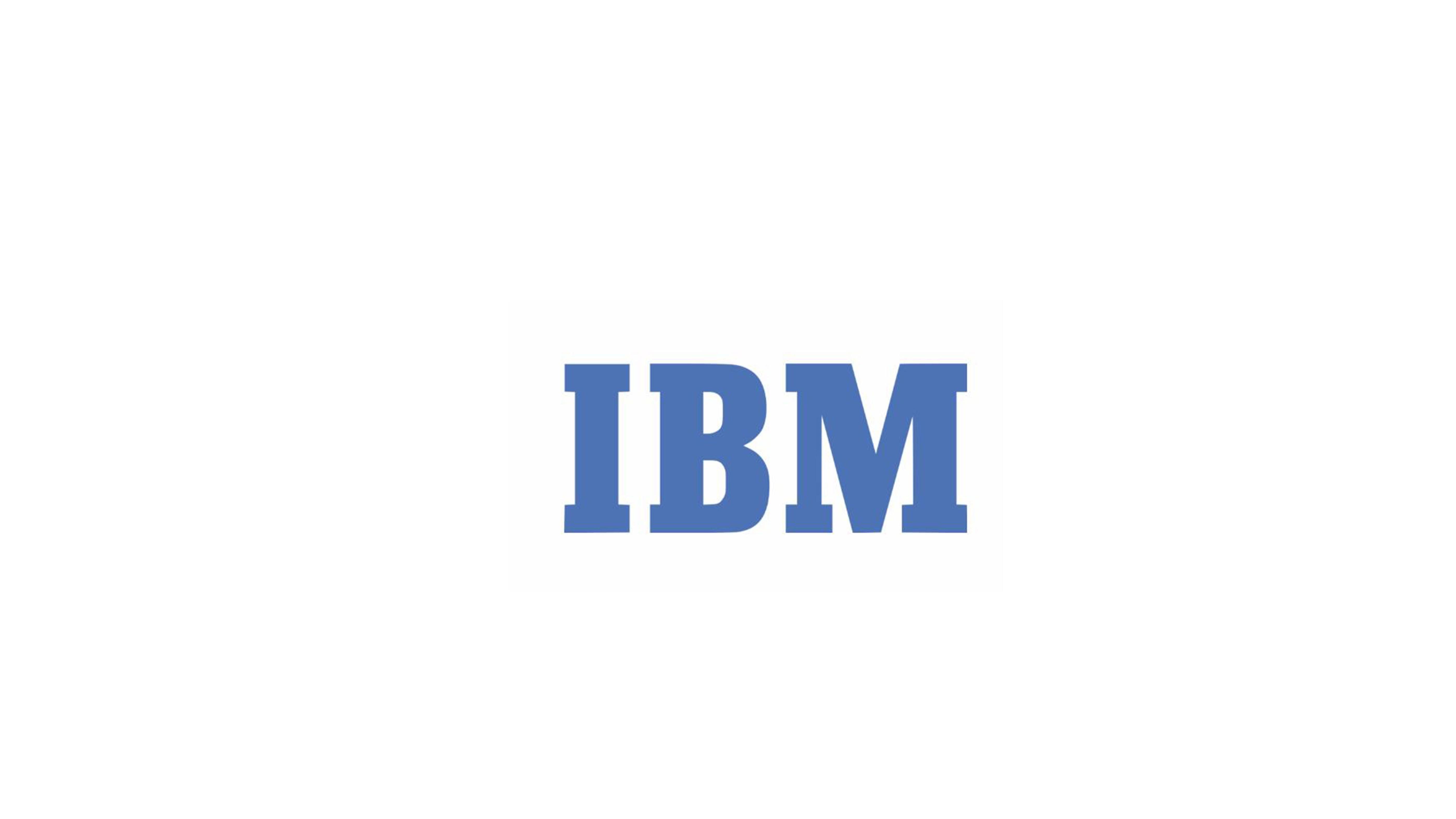 IBM国际商业机器的历史LOGO