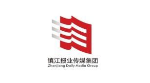 镇江报业传媒集团LOGO设计