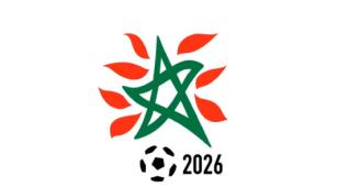 摩洛哥2026世界杯申办LOGO设计