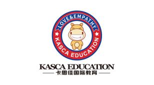 卡思佳国际教育LOGO设计