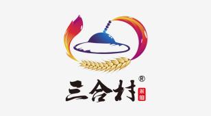 三合村LOGO设计