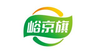 峪京旗LOGO设计