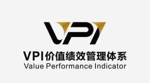 VPI价值绩效LOGO设计