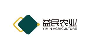 益民农业LOGO设计
