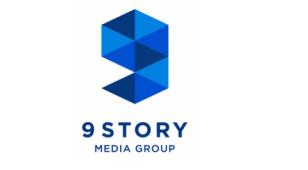 9 Story 媒体集团LOGO设计