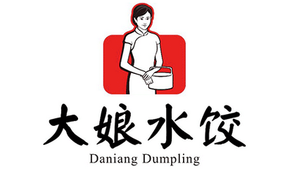 大娘水饺的历史LOGO