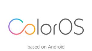 ColorOSLOGO设计