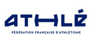 法国田径运动联合会LOGO设计