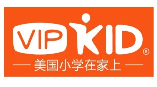VIPKID-在线少儿英语LOGO设计