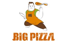 比格披萨LOGO设计