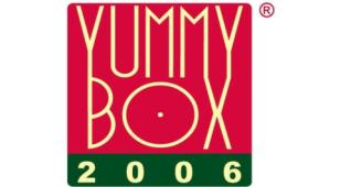 YUMMY BOX 美盒披萨LOGO设计