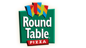 Round Table PizzaLOGO设计