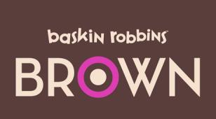 冰淇淋连锁店Baskin-RobbinsLOGO设计