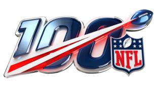 美国国家橄榄球联盟NFL 2019LOGO设计