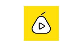 梨视频LOGO设计