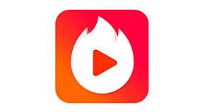 火山小视频LOGO设计