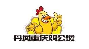 鸡公煲LOGO设计