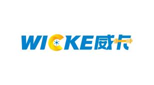 威卡WICKE LOGO设计