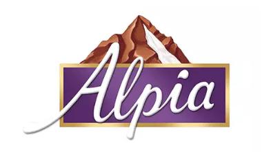 德国巧克力Alpia(欧派)的历史LOGO