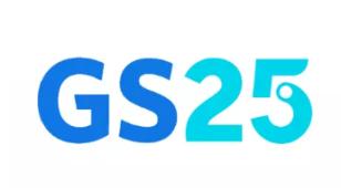 韩国连锁便利超市GS25LOGO设计