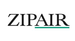 日本廉价航空ZIPAIR TOKYOLOGO设计