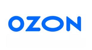 俄版亚马逊OzonLOGO设计