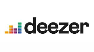 欧洲音乐流媒体平台DeezerLOGO设计