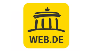 德国著名门户网站Web.deLOGO设计