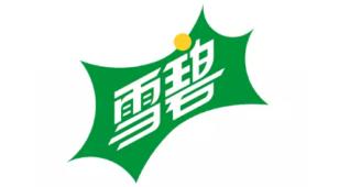 雪碧中国版LOGO设计