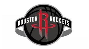 NBA火箭队LOGO设计