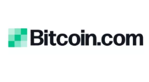 比特币交易平台Bitcoin.comLOGO设计