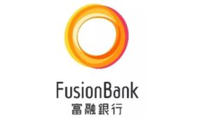 腾讯旗下虚拟银行富融银行LOGO设计