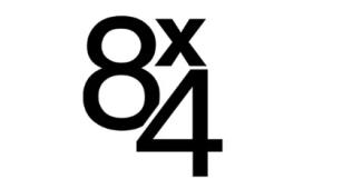 """德国身体清洁品牌""""8x4""""LOGO设计"""