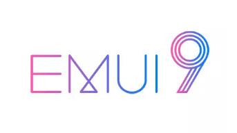 华为EMUI10的历史LOGO
