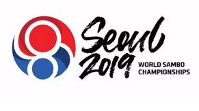 首尔2019年世界桑博锦标赛赛事LOGO设计