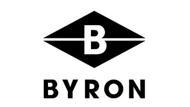 英国知名汉堡连锁Byron的历史LOGO