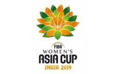 2019印度女篮亚洲杯LOGO万博手机官网