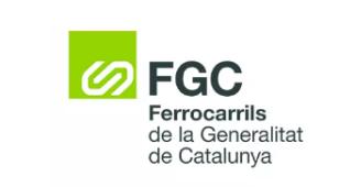 西班牙加泰隆尼亚铁路公司FGCLOGO设计