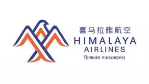 喜马拉雅航空LOGO设计