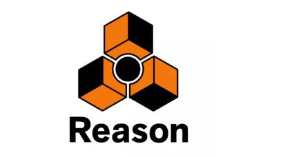 音乐编辑制作软件Reason的历史LOGO