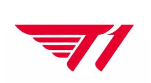 职业电子竞技俱乐部T1LOGO设计