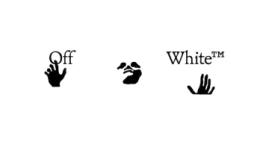 意大利潮牌off whiteLOGO设计