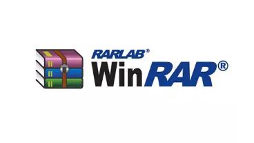 解压缩工具WinRAR的历史LOGO